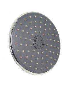 LDR #520-3380CP 3 Function 8-Inch Massage Shower Head, Chrome